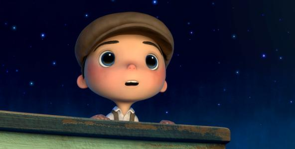 Academy Award-Nominated Animated Short Films 2012