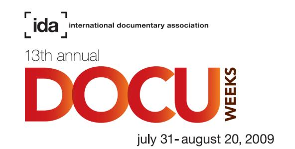 13th Annual DocuWeeks