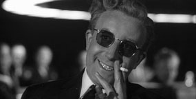 Dr. Strangelove, or How I Stopped Worrying and Learned to Love the Bomb