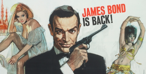 James Bond No. 1: Sean Connery's 007