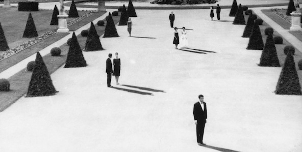 Last Year at Marienbad w/ La Jetee