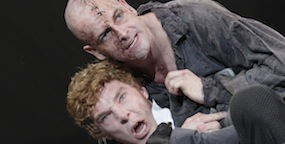 National Theatre Live: Frankenstein (version B)