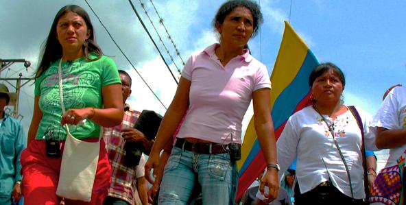 We Women Warriors (Tejiendo Sabiduría)